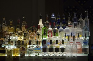 Different types of alcoholic beverages
